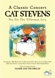 cat stevens tea for the tillerman live Cat Stevens   A Classic Concert, Tea For The Tillerman Live, DVD review