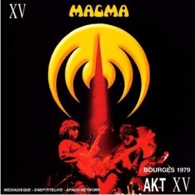 magma bourges 1979 Magma   Bourges 1979, AKT XV