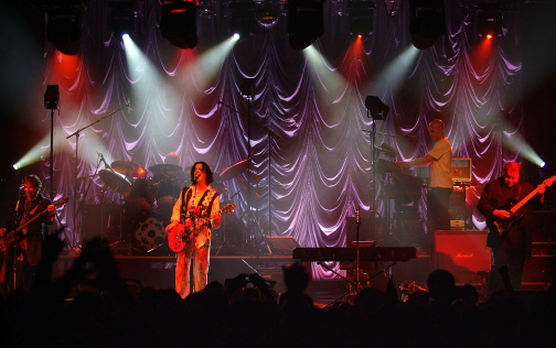 Marillion Live (photo by Rafal Nowakowski)