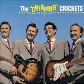 "The Crickets ""The Chirping Crickets"""