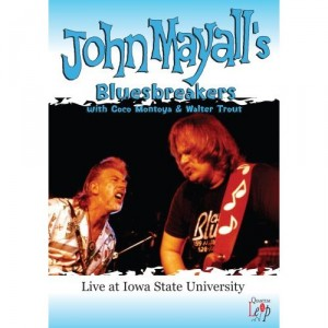 John Mayall Live At Iowa State