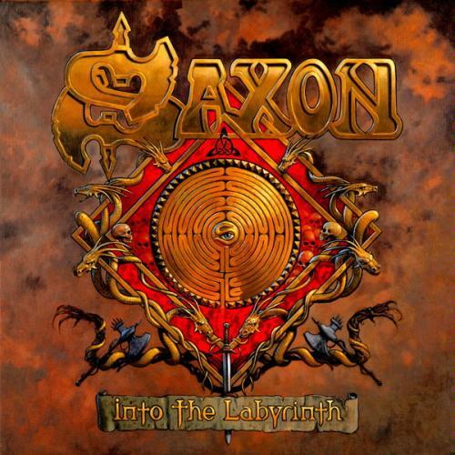 Saxon Into The Labryinth