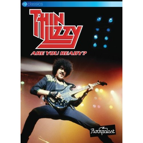 Thin Lizzy Are You Ready? Live at Rockpalast