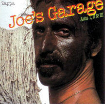 Frank Zappa Joes Garage 25 Great Moments in Rock Drumming: Vinnie Colauita, The Central Scrutinizer