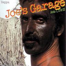 Frank Zappa Joes Garage