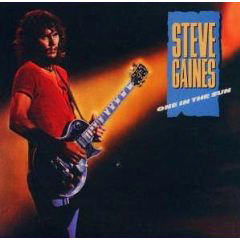 Steve Gaines One In The Sun Album