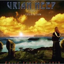 Uriah Heep Celebration Happy New Years wishes from Uriah Heep