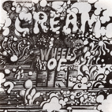 Cream Wheels Of Fire 25 Great Moments in Rock Drumming: Ginger Baker, White Room