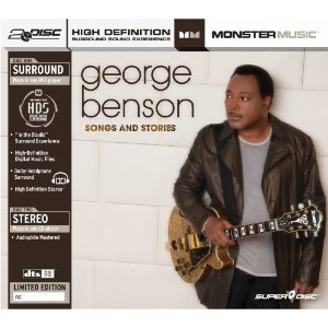 George Benson   Songs And Stories SuperDisc
