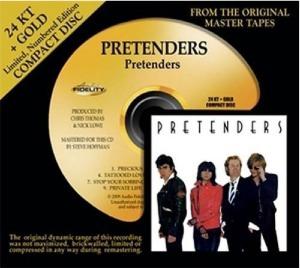 Pretenders-Pretenders album cover