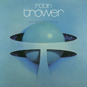 Robin Trower-Twice Removed From Yesterday CD cover