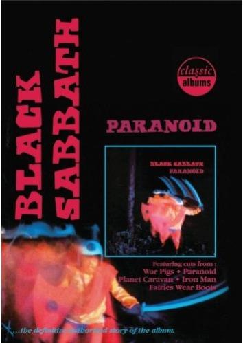 Black Sabbath Paranoid Black Sabbath Paranoid: Classic Albums DVD