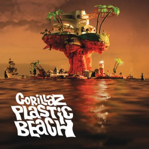 Gorillaz-Plastic Beach album cover