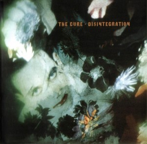 The Cure-Disintegration album cover