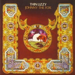 Thin Lizzy Johnny The Fox 300x298 Thin Lizzy Johnny The Fox: What went wrong?
