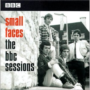 Small Faces -The BBC Sessions album cover