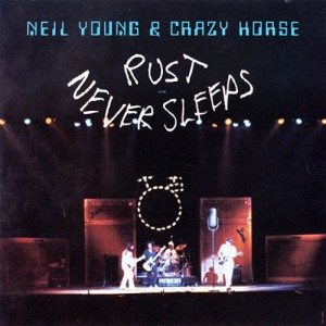 Neil Young Rust Never Sleeps 300x300 13 Great Canadian Guitarists