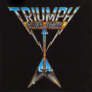 Triumph Allied Forces 300x300 13 Great Canadian Guitarists