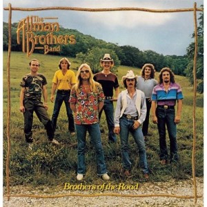 """Allman Brothers Band Brothers Of The Road"""