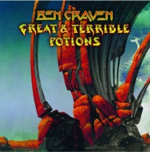 Ben Craven Great Terrible Potions 295x300 Best albums of 2011   10 favorite recordings of the year