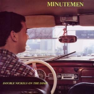 Minutemen Double Nickels On The Dime album