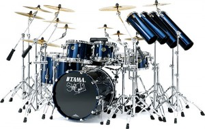 SC112S 300x189 Drummers and their Big Drum Sets   Who plays the largest drum set?