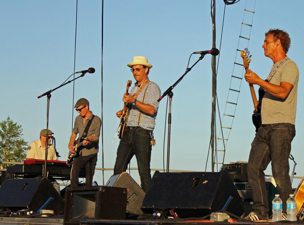 Honeydogs 10 1024x759 The Honeydogs   Live at Bridgefest, Duluth Minnesota, July 7
