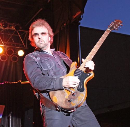 Don Barnes Guitar