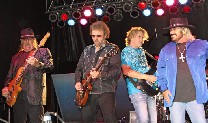 38 Special Live at Clyde Iron - Duluth Minnesota