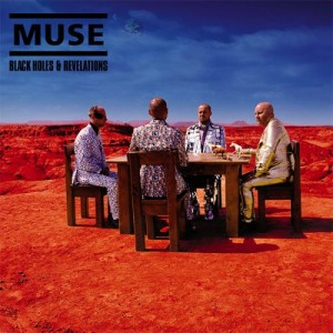 Muse Black Holes and Revelations 300x300 Muse   Black Holes and Revelations