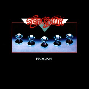 """Aerosmith Rocks album"""