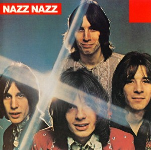 Nazz Nazz album cover