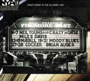 Neil Young and Crazy Horse Live at the Fillmore East 300x272 Neil Young and Crazy Horse   Live at the Fillmore East 1970