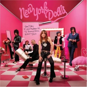 New York Dolls-One Day It Will Please Us To Remember Even This