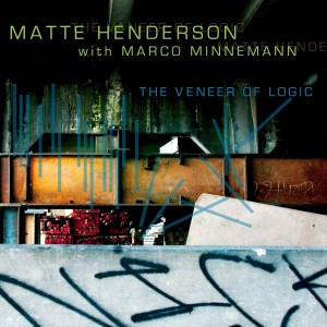 Matte Henderson 300x300 Matte Henderson with Marco Minnemann   The Veneer of Logic (CD + DVD)