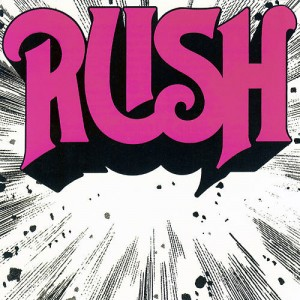 Rush 1st album