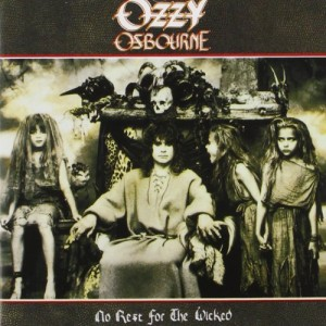 Ozzy Osbourne-No Rest For The Wicked