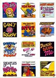 scholastic007 217x300 Stuck on Scholastics 1984 Music Stickers