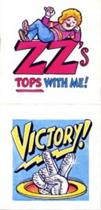 scholastic027 145x300 Stuck on Scholastics 1984 Music Stickers