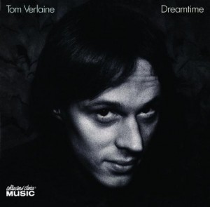 Tom Verlaine-Dreamtime Album Cover